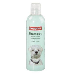 Beaphar-hondenshampoo witte honden