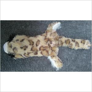 Luipaardknuffel-mini